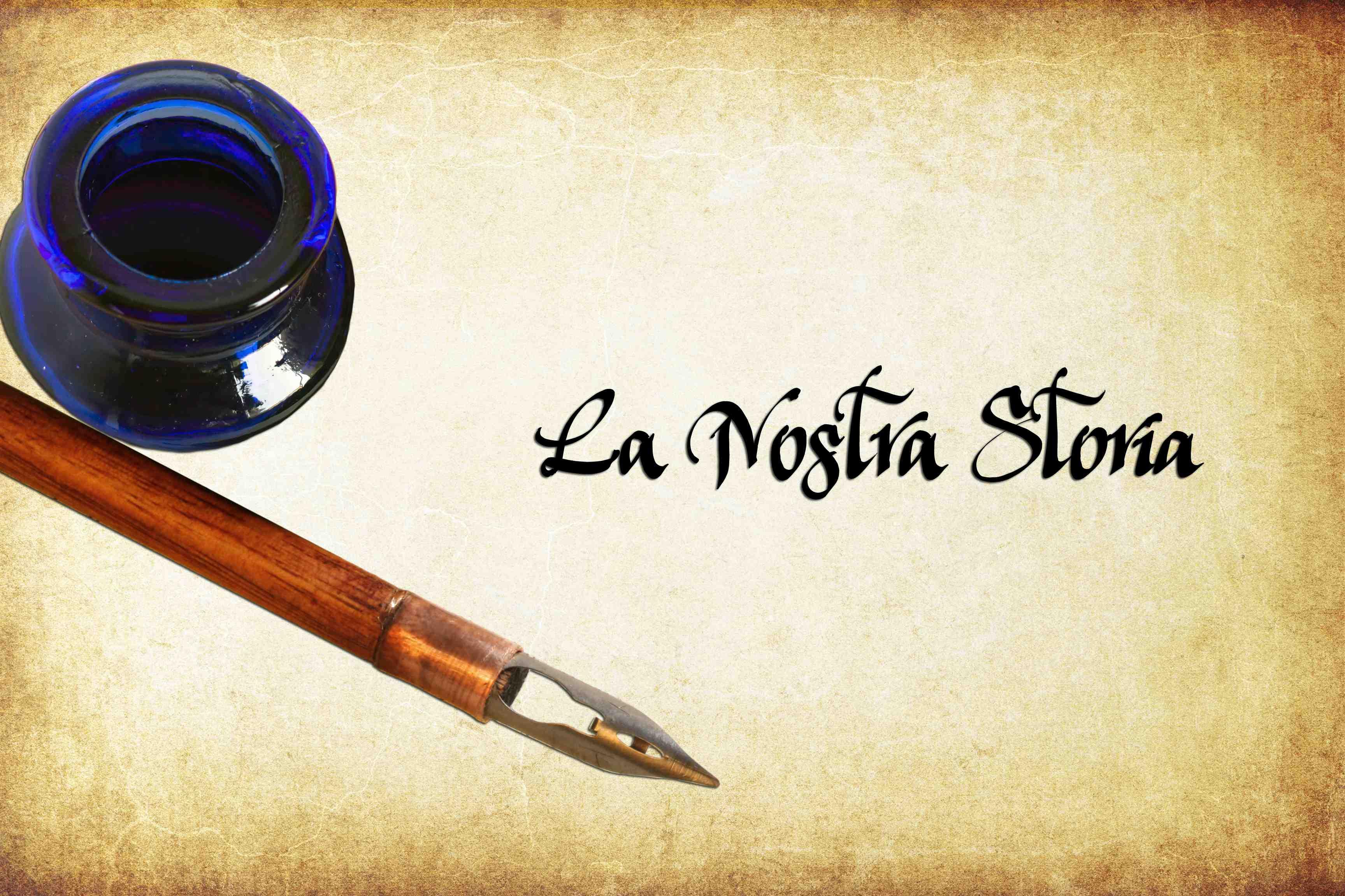 Presentazione del progetto LA NOSTRA STORIA